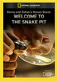 Kenny and Zoltan Venom Quest Welcome to the Snake Pit